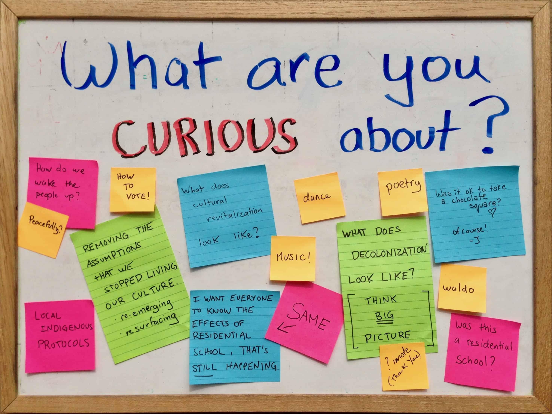 Curious in Cowichan