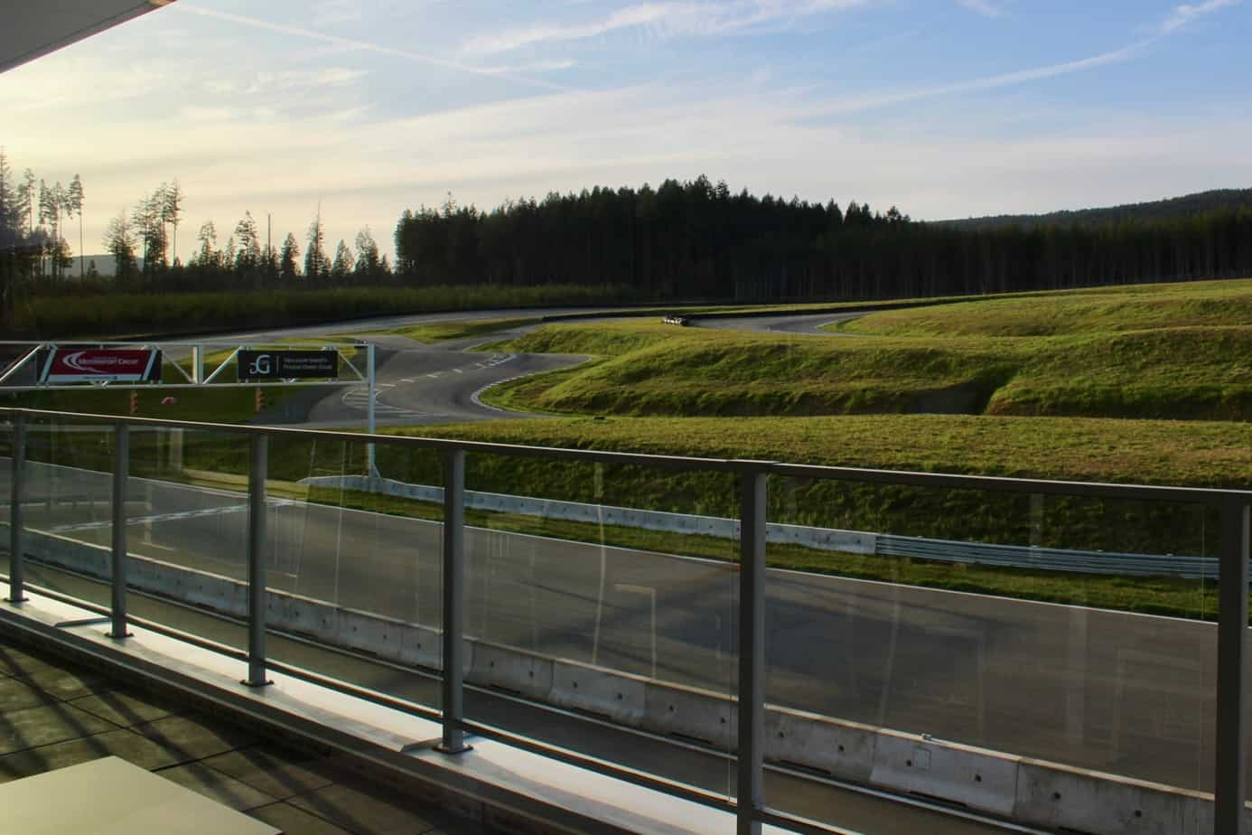 The Vancouver Island Motorsport Circuit sits about a 10 minute drive from Duncan B.C., near the neighbourhood of Sahtlam. Jacqueline Ronson/The Discourse