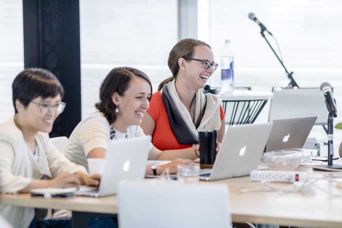 Discourse staff - Independent News Challenge