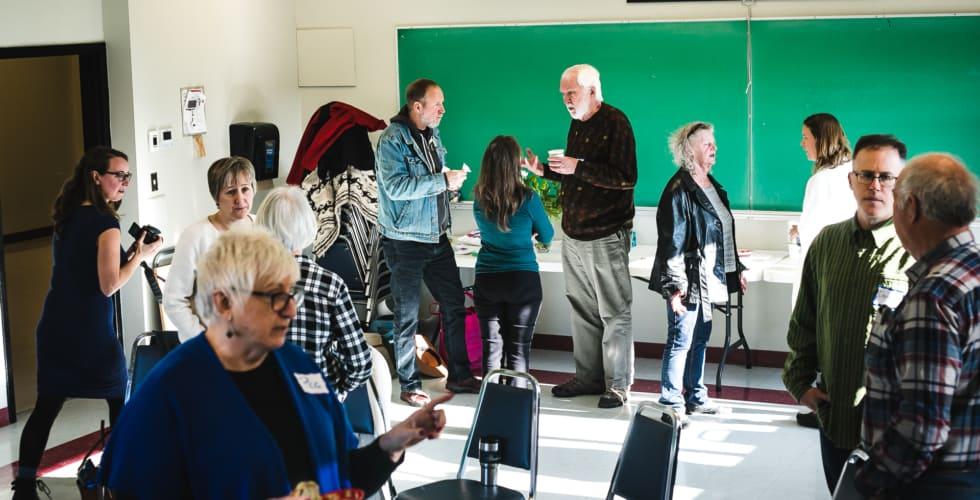 the cowichan discourse story circle