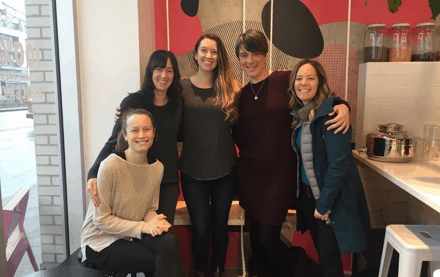 women business owners meet