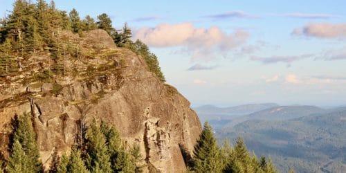 Mount Prevost Swuq'us