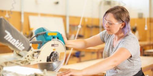 VIU Cowichan women in trades