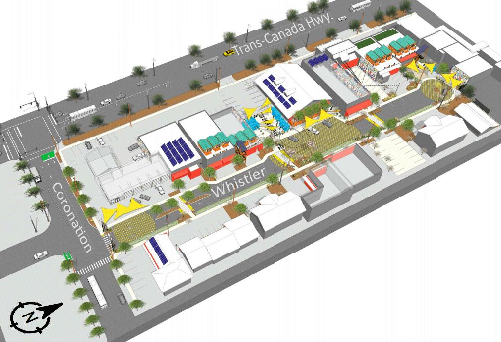 Whistler Street design